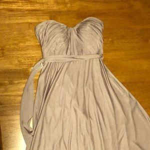 NWT Full length bridesmaid gown